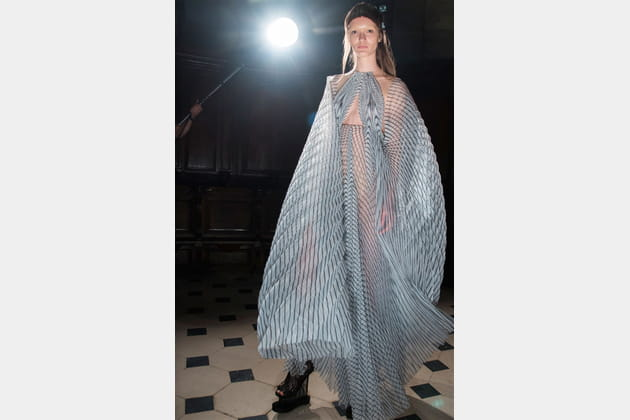 Iris Van Herpen (Backstage) - photo 11