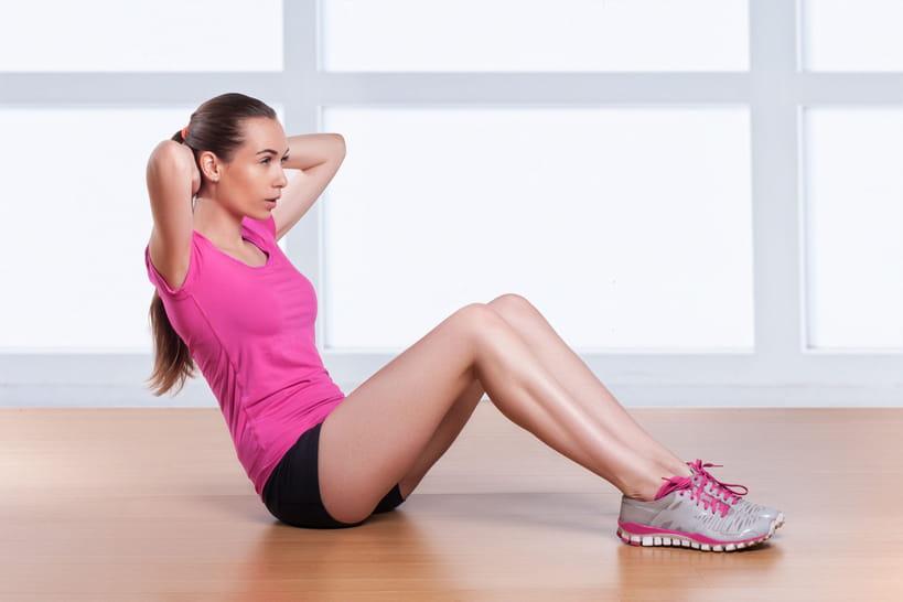exercice ventre plat: 5entraînements maison
