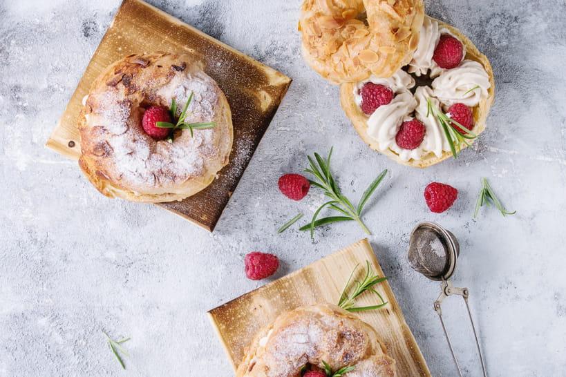 50desserts de chefs pâtissiers