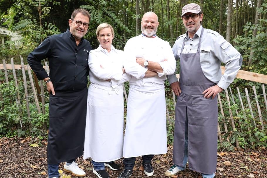 Top Chef2020: premier épisode, les brigades, les candidats éliminés