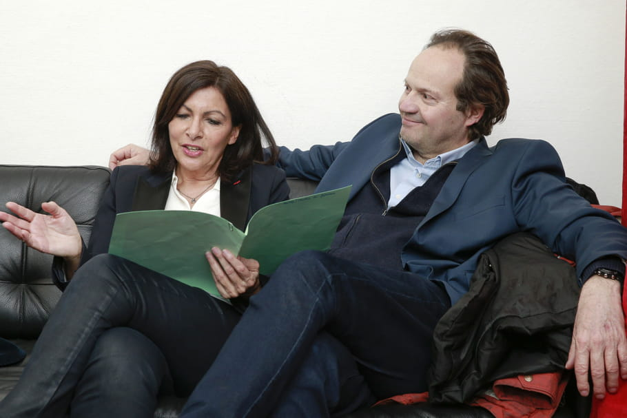 Anne Hidalgo, folle de son mari Jean-Marc Germain: leur vie de couple