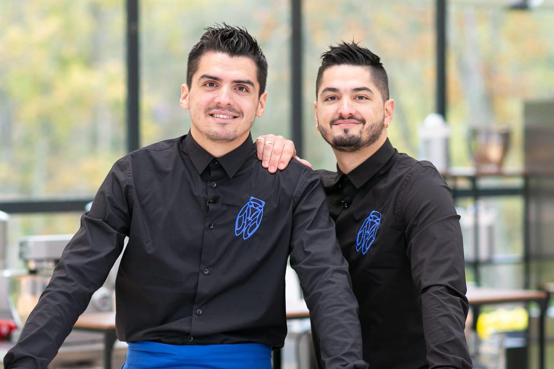 Joël et Jérôme: les frérots du Meilleur Pâtissier Les Professionnels éliminés