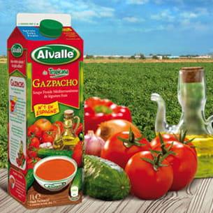 10 recettes pour accompagner une soupe froide ou un gazpacho alvalle