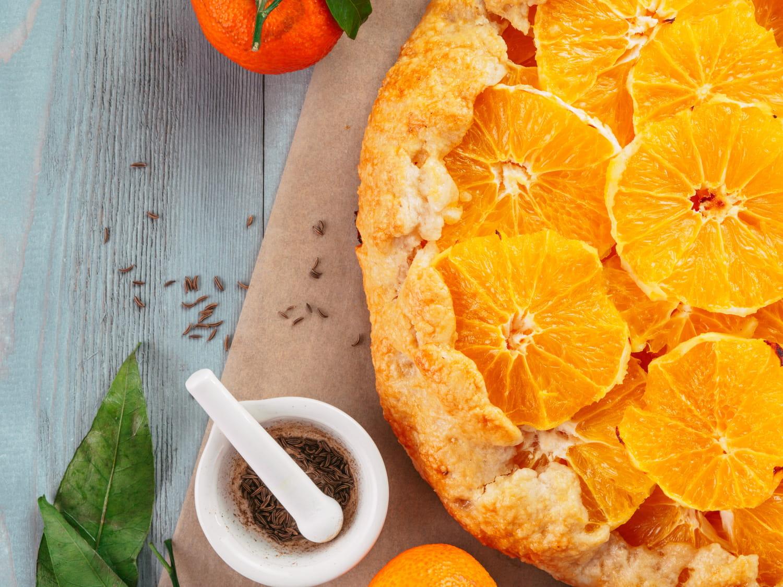 Recettes à la mandarine