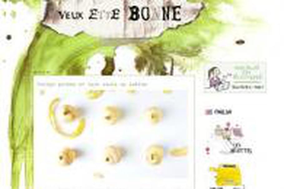 """""""J'veux être bonne"""" sacré meilleur blog cuisine de France"""