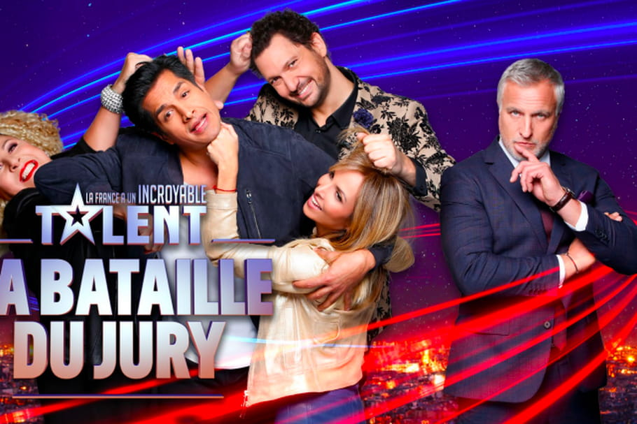 """La Bataille du jury"" arrive sur M6 : tout sur la version (très) compet' de ""La France a un incroyable talent"""