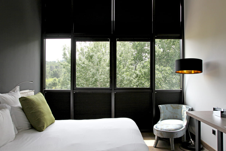 Chambre nature for Chambre design nature