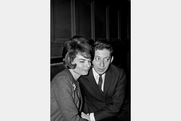 Son deuxième mariage avec Françoise Pancrazzi le 7 janvier 1964