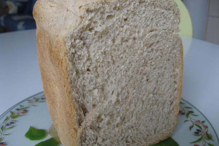 Pain de campagne (en machine à pain)