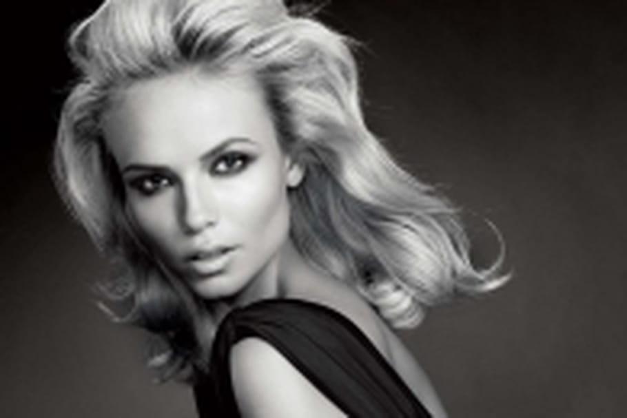 Natasha Poly, nouveau visage de l'Oréal Paris