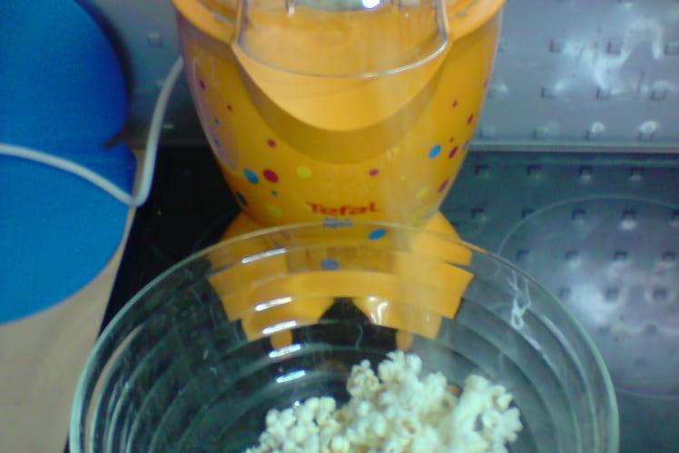 Pop corn au caramel
