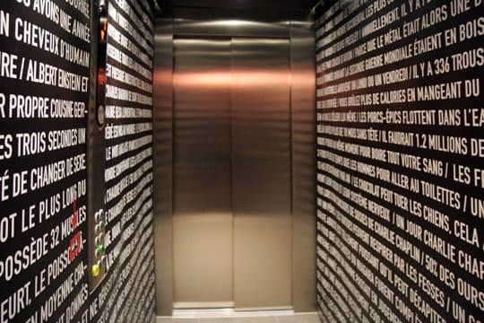 Ascenseur poétique