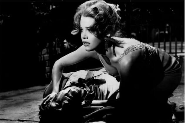 Jane Fonda, jeune première