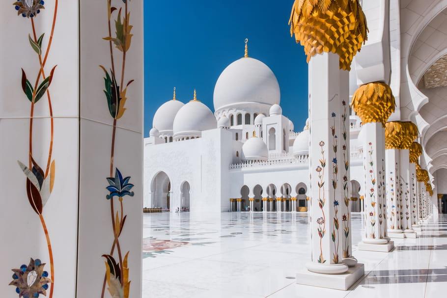 L'Emirates Palace, la Grande Mosquée… 5incontournables d'Abu Dhabi