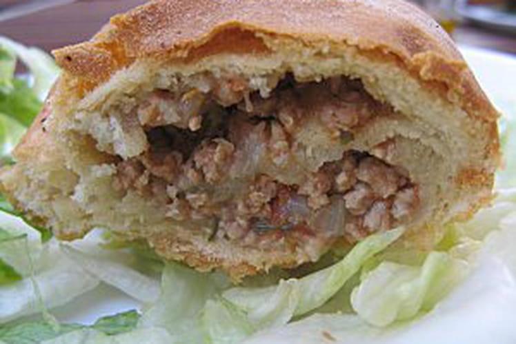 Bi ajeen de lahma (pizzas orientales)
