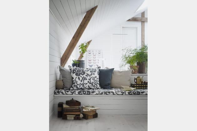 Tissus en lin et coton IKEA