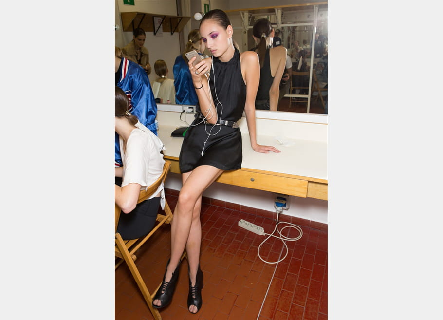 Laura Biagiotti (Backstage) - photo 9