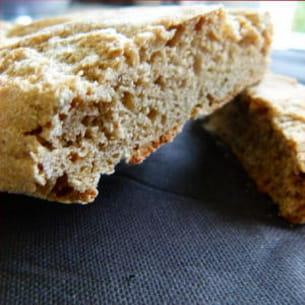 pain à la farine de châtaigne (sans map)