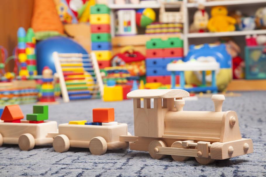 Les meilleurs jouets en bois pour petits et grands