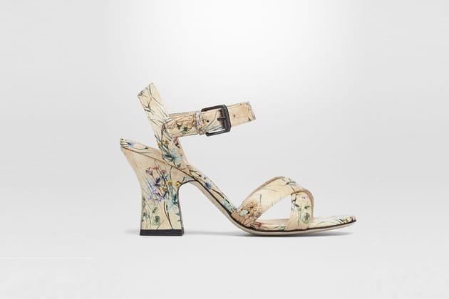 "Sandales ""Mary Jane"" de Bottega Veneta"