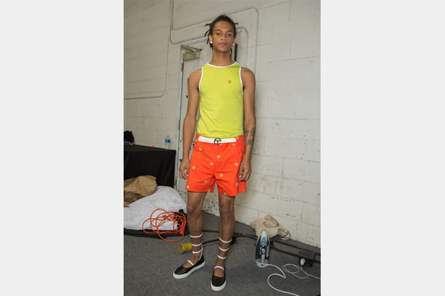 Telfar (Backstage) - photo 17