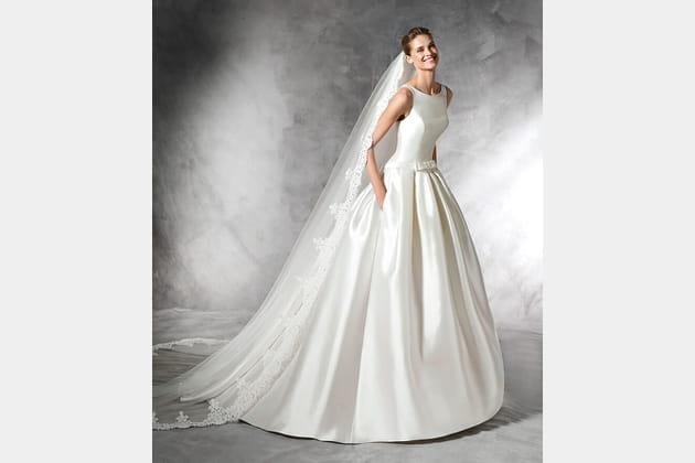 Robe de mariée Barcaza, Pronovias