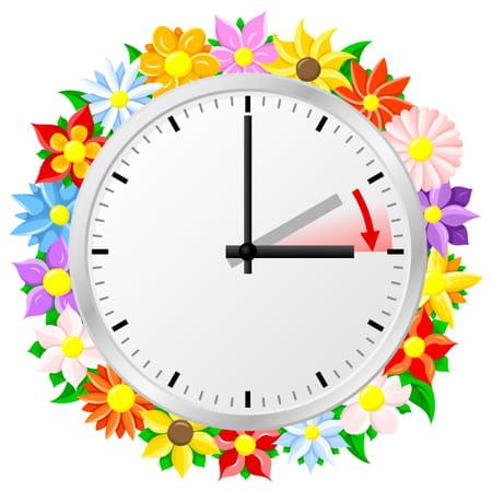 Passage à l'heure d'été : on avance sa montre