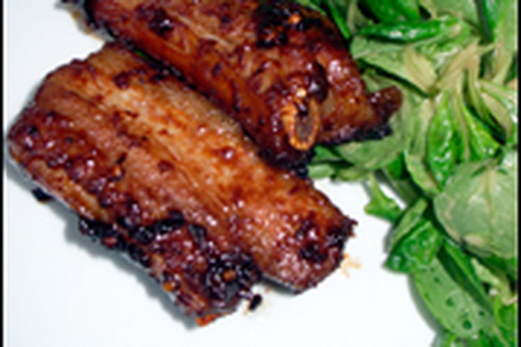 American ribs :la meilleure recette