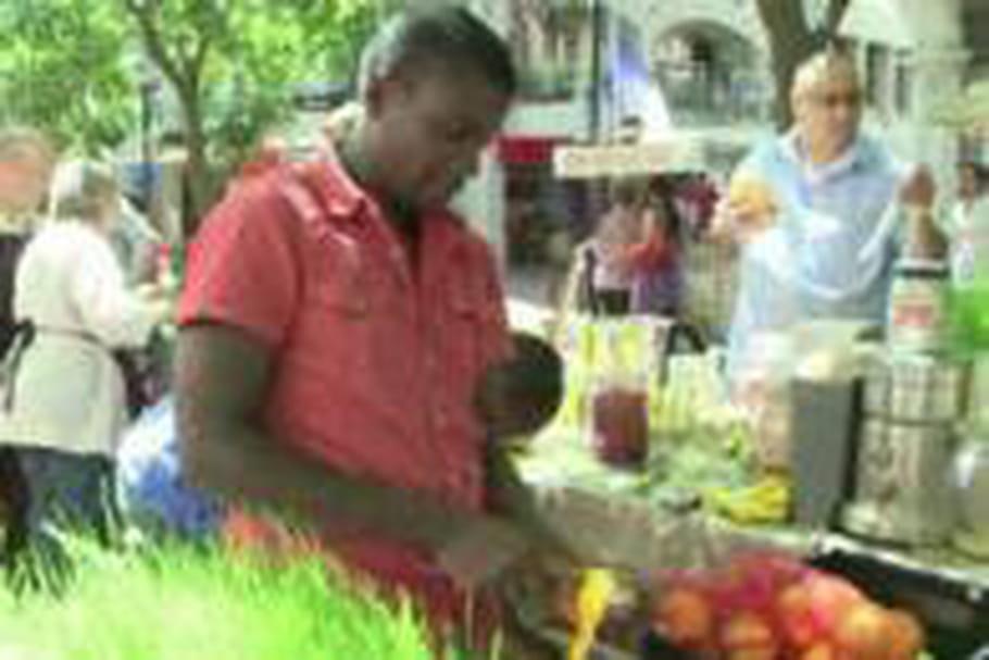 L'Afrique du Sud mise sur les marchés gastronomiques