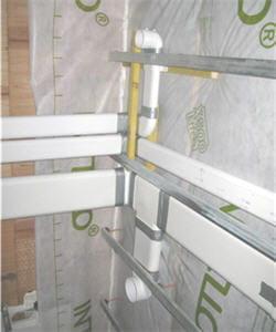 la ventilation double-flux permet de récupérer la chaleur de l'air extrait de la