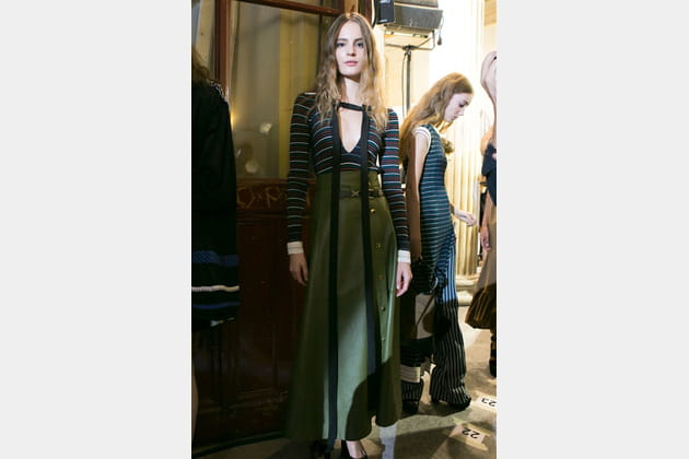 Sonia Rykiel (Backstage) - photo 11