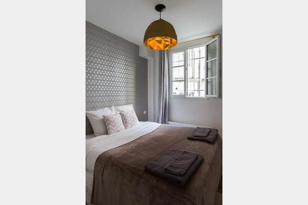 Une chambre parentale de 9 m²