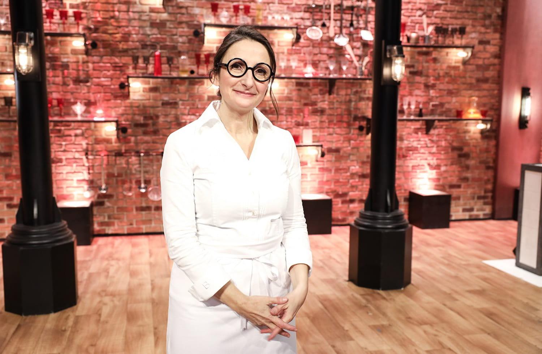 Anne-Sophie Pic, première femme invitée de Top Chef 2021