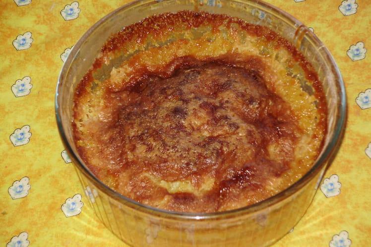 Gâteau aux pommes croustillant