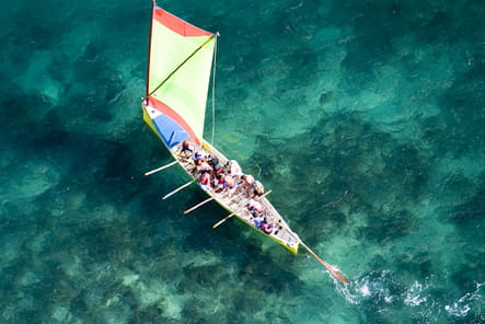 Le Tour des Yoles rondes de la Martinique