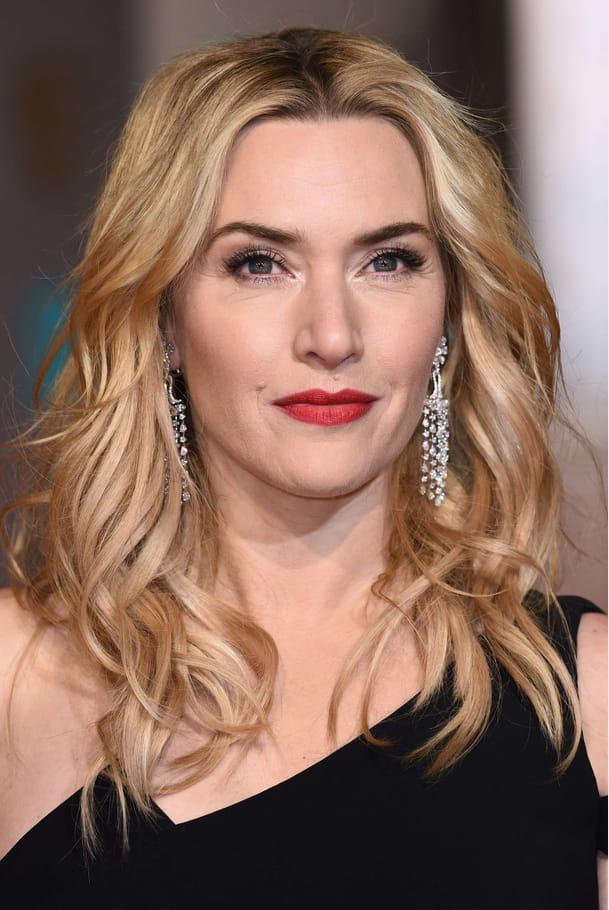 Les boucles glamour de Kate Winslet