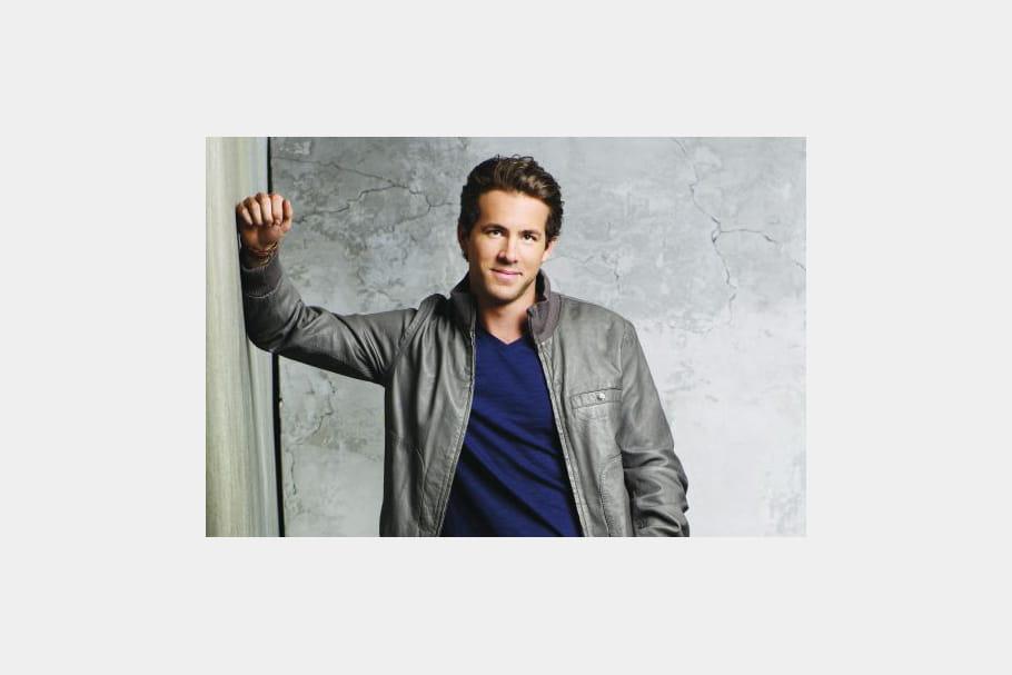 Ryan Reynolds, nouveau venu