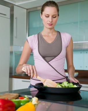 votre wok est un véritable atout minceur.