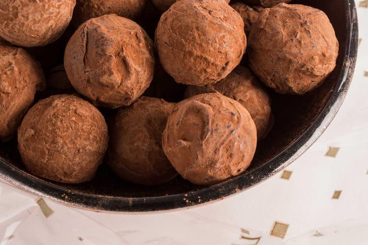 Truffes au chocolat de Guy Krenzer