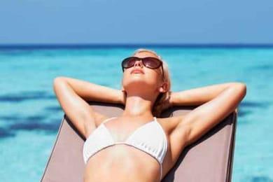 Bronzage comment calmer un coup de soleil - Comment calmer les coups de soleil ...