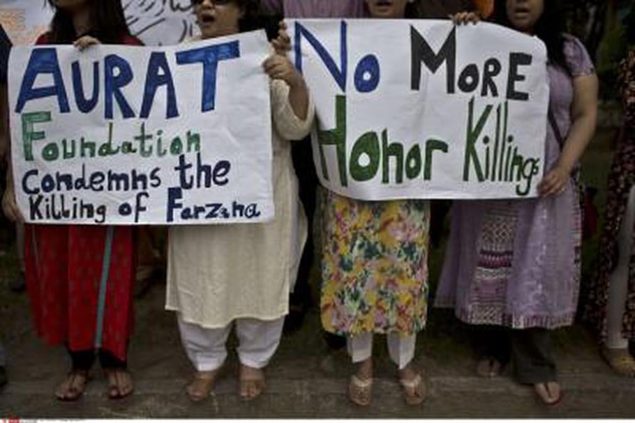 Femme lapidée au Pakistan : le crime de trop