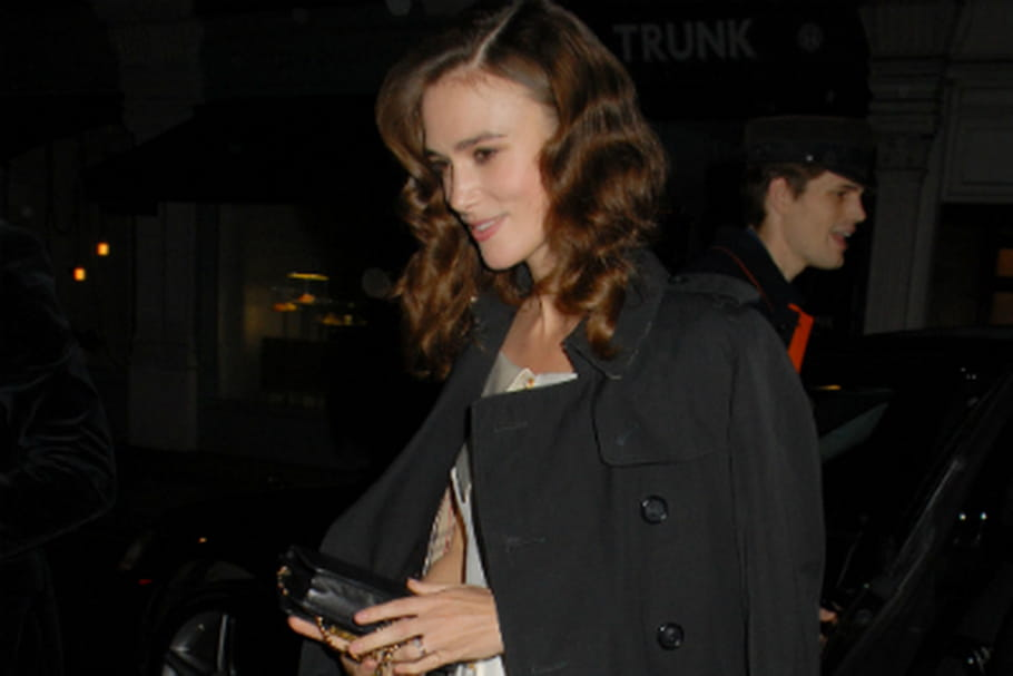 Le look people du jour : Keira Knightley, vintage