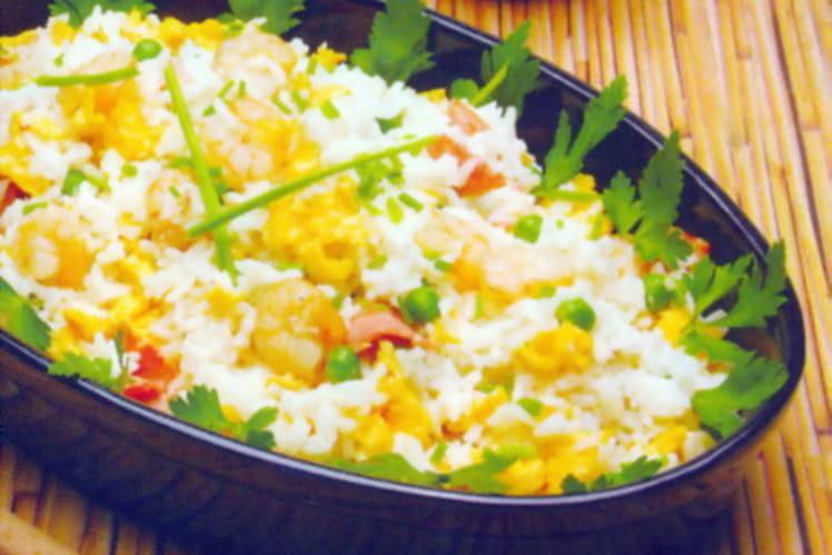 Riz cantonais : la meilleure recette