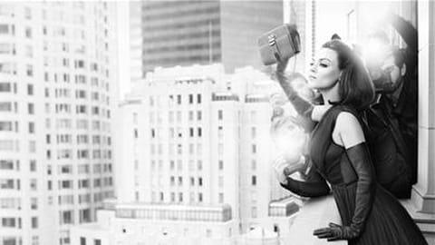 Mila Kunis pour la nouvelle campagne automne-hiver 2012-2013 de Dior