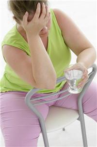 la reprise de poids entraîne une baisse de l'estime de soi.