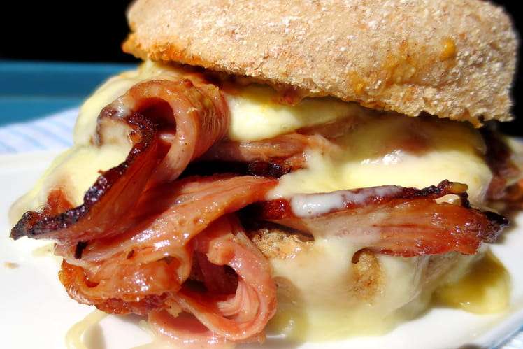 Sandwich faussement breton