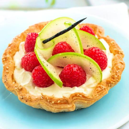 25 recettes de tartes aux fruits