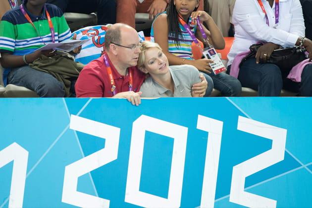 Aux Jeux Olympiques de Londres 2012