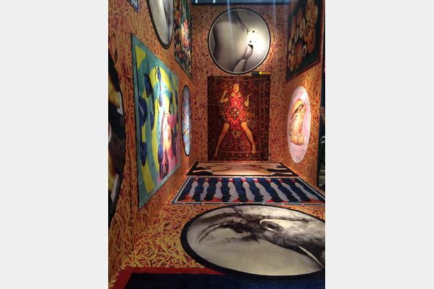 Les tapis Seletti X Toiletpaper