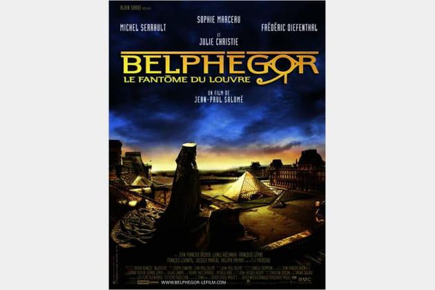 Belphegor, le fantôme du Louvre (2001)